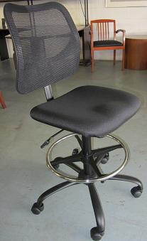 alera black mesh stool web 6-1-13
