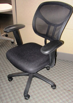 alera training chair