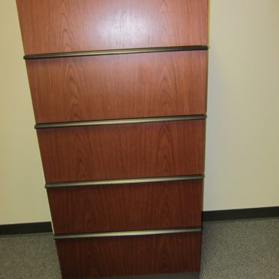 cherry-wood-four-drawer-lateral