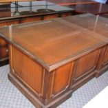 kimball traditional desk, credenza and hutch clearance